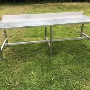 Used Food prep tables
